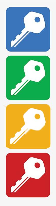 4 keys